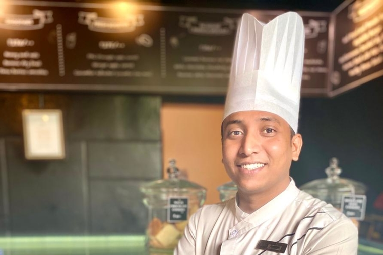 Courtyard by Marriott Ahmedabad appoints Piyush Rajput as chef de partie