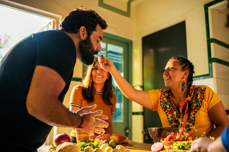 Experiential travel gets more innovative; Airbnb Experiences launches 'Cooking' section
