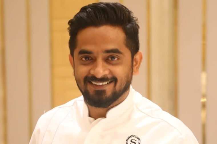 Yogendra Adep appointed as the Executive Sous Chef at Sheraton Grand Pune Bund Garden Hotel