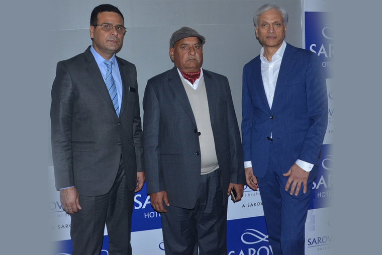 Sarovar Hotels announces its 2nd hotel in J&K, Viraj Sarovar Portico, Jammu,