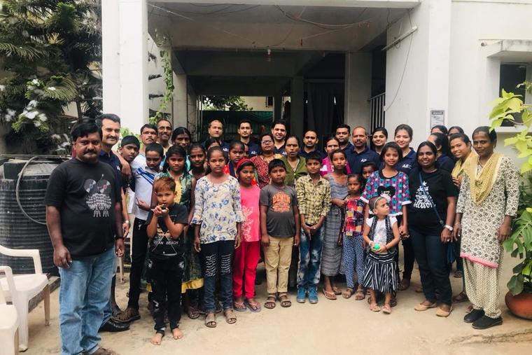 Novotel Pune breaks the stigma, celebrates Christmas with HIV Patients of Sahara Aalhad NGO