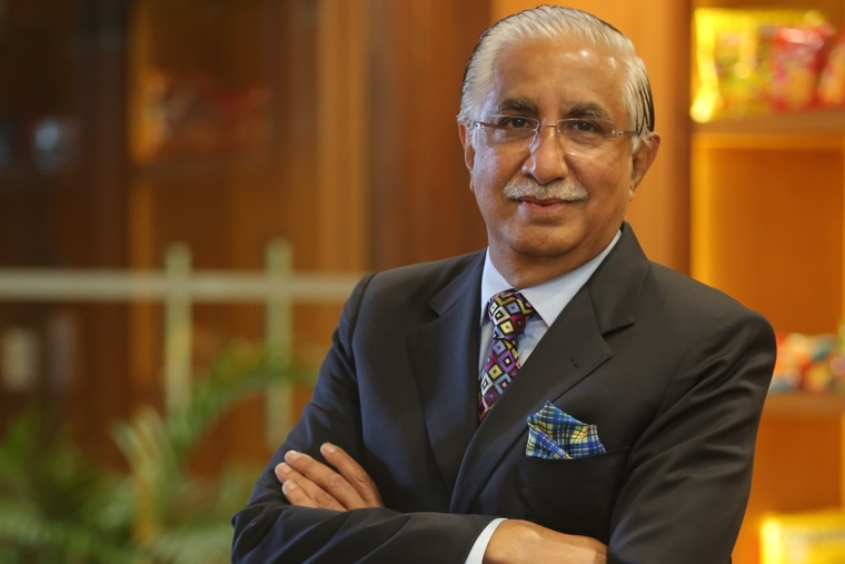 Nakul Anand wins Hotelier India Awards 2019's 'Lifetime Achievement Award'