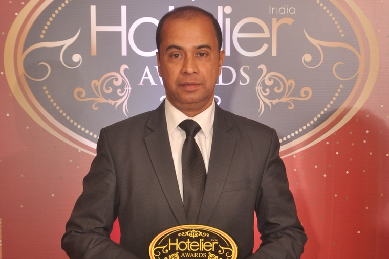 Unsung Hero of the Year' award was awarded to Derek Monteiro from Taj Holiday Village Resort & Spa Goa