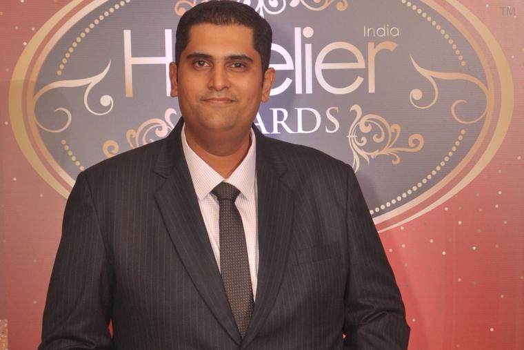 Ravi Mehta from Sarovar Grand Hometel Mumbai spearheading the operations at Hotelier India Awards