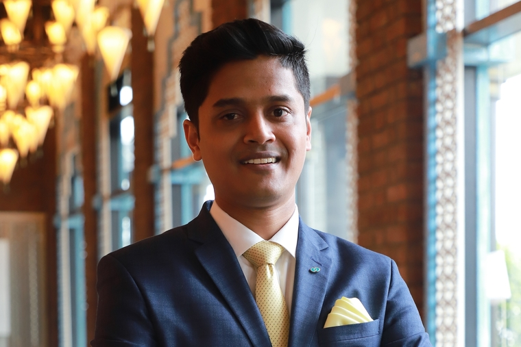Sofitel Mumbai BKC appoints Nithin Nambiar as front office manager