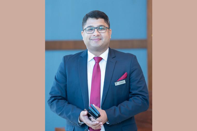 Hyatt Regency Thrissur and Grand Hyatt Kochi Bolgatty appoints Nishanth Nair as cluster director of sales