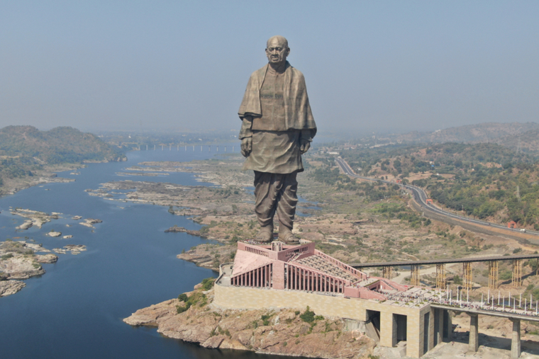 Shanghai Cooperation Organisation (SCO) includes India's Statue of Unity in its 8th Wonders list