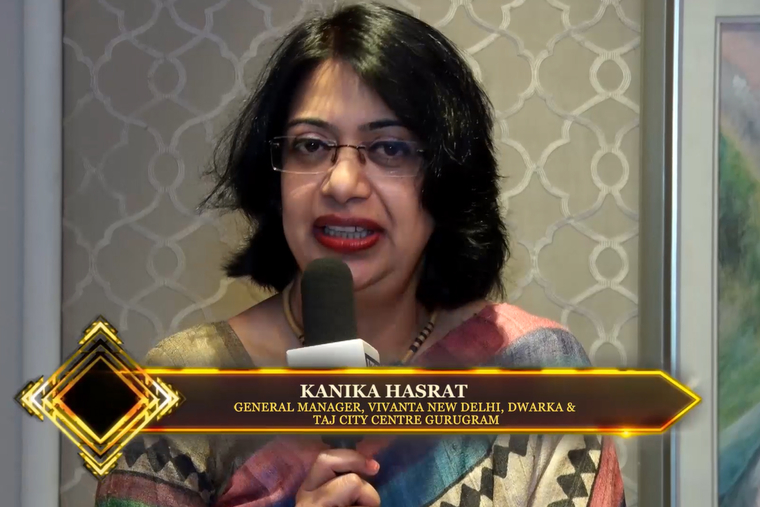 Hotelier India Awards Behind the Scenes with GM Kanika Hasrat