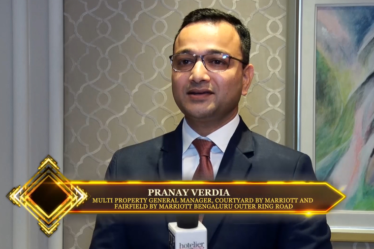 Hotelier India Awards Behind the Scenes with multi-property GM Pranay Verdia