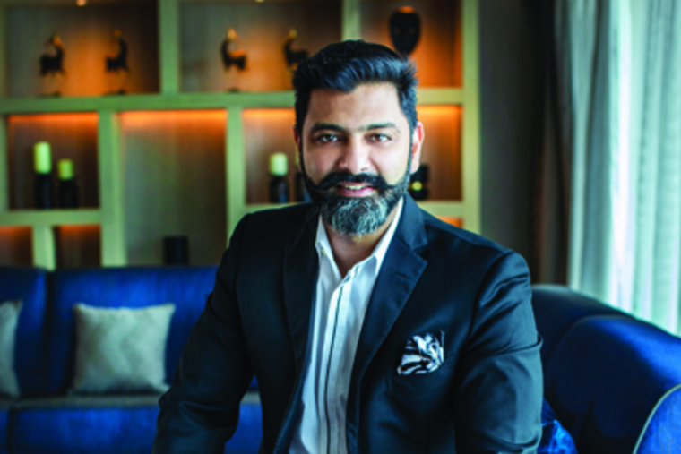 Exclusive Interview with Srijan Vadhera, General Manager, Conrad Bengaluru