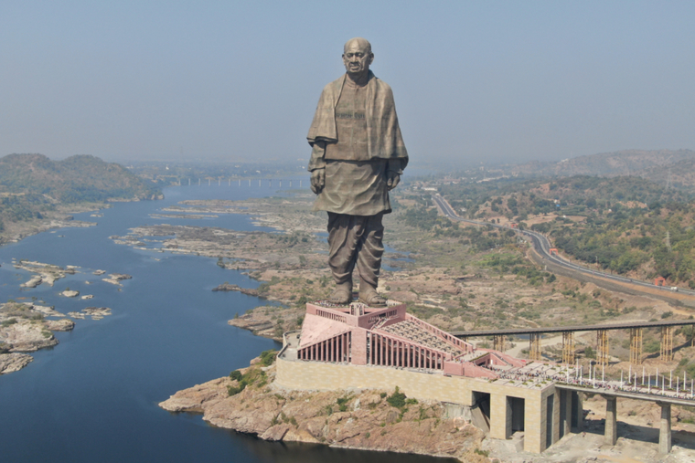 Gujarat's iconic tourist spot Statue of Unity to go plastic free; water-bottling plant soon to be installed at the site