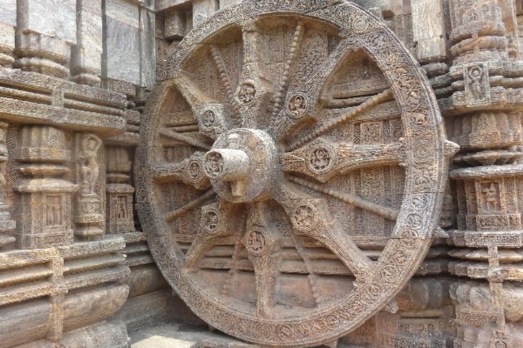 Centre adds Odisha's Konark Sun temple in the Iconic tourist sites list