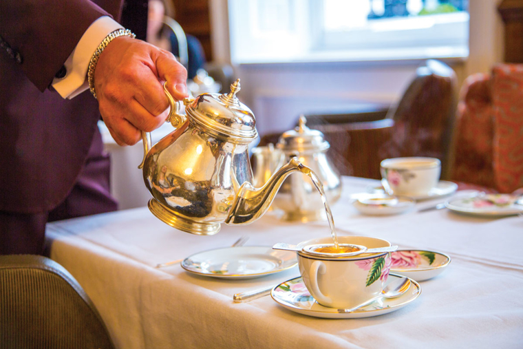 Here's how hotels are redefining the tea experience for their guests while adding to their revenues