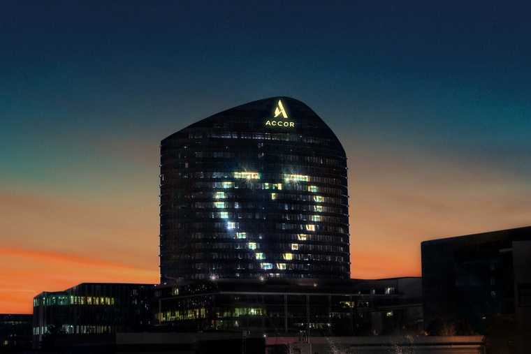 Accor draws €560m banking credit facility