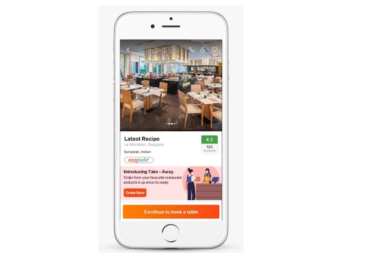 EazyDiner launches Safe+ dining program; takes on food app majors by slashing commission to 5 per cent