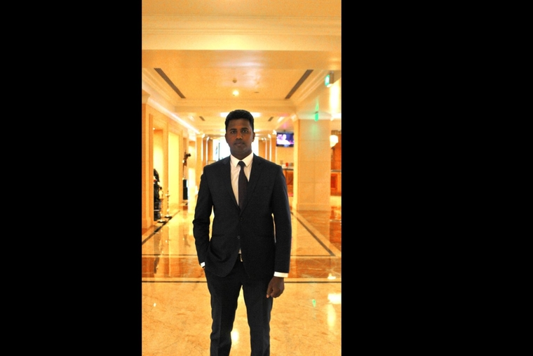 Vinoth Kumar elevated to director of sales for Crowne Plaza Chennai Adyar Park