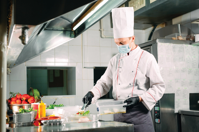 The making of a post-COVID hotel kitchen