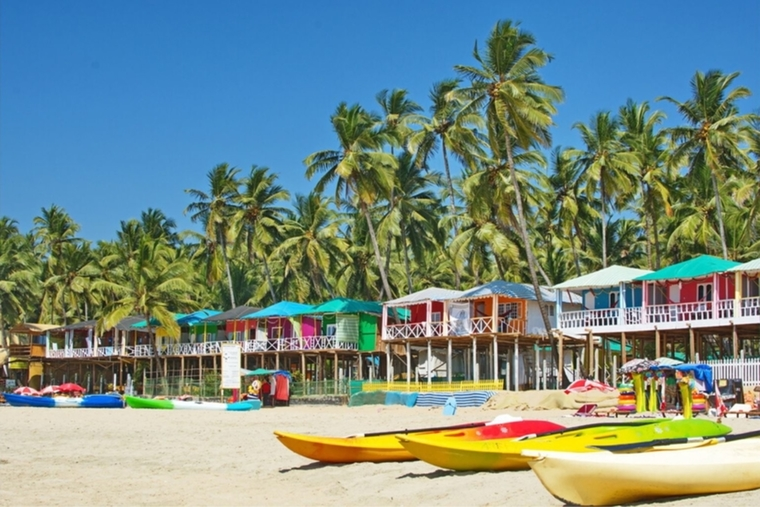 Goa welcomes tourists with heightened safety protocols