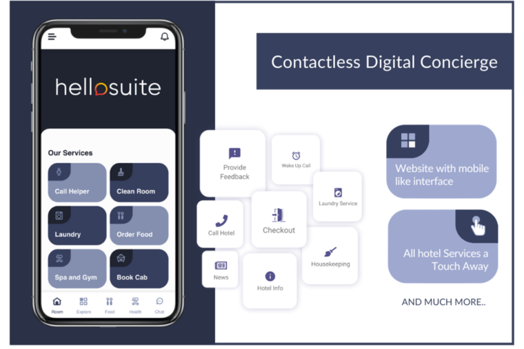 Hellosuite launches contactless digital concierge for hotels