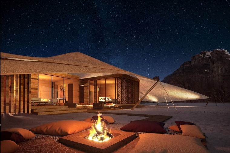Royal Commission for AlUla unveils expansion with Accor in partnership with the Banyan Tree brand