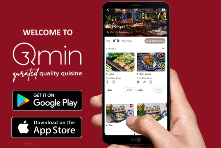 IHCL announces the launch of Qmin mobile application in Bangalore