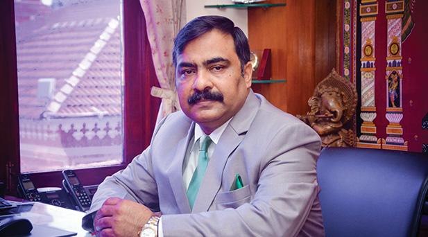 Mayfair Hotels & Resorts, Souvagya Mohapatra