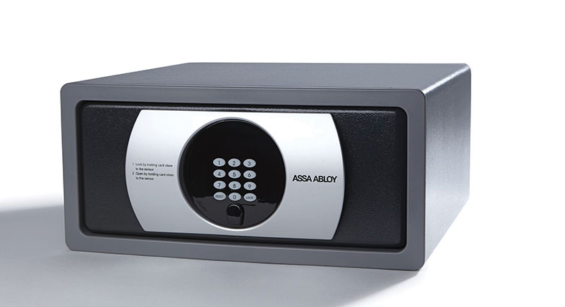 Top suppliers, ASSA ABLOY Hospitality, Assa Abloy, Locking systems, Safes