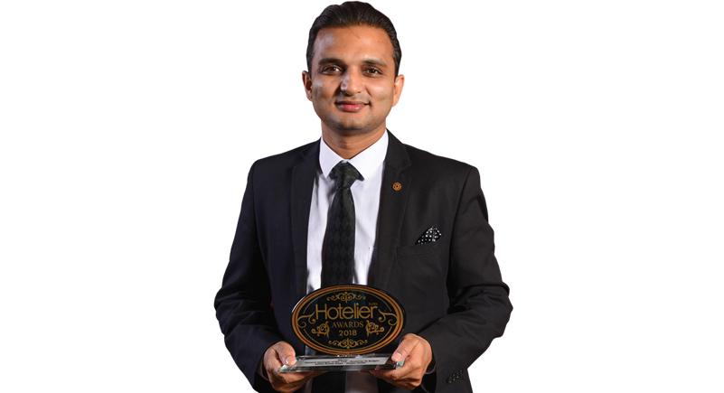 General Manager, Hotel manager, Hotelier awards 2018, Hotelier India, Ginger Noida, Noida