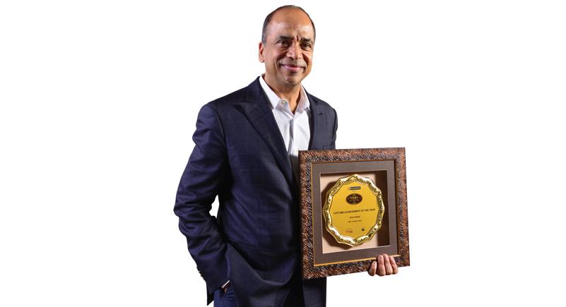 Lifetime achievement, Hotelier awards 2018, Hotelier India, Juniper hotels pvt ltd, Managing director, Hotelier