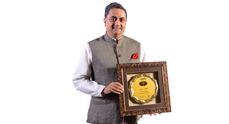 Hall of Fame, Hotelier awards 2018, Hotelier India, Hotelier, Founder, Chairman, Hotelivate