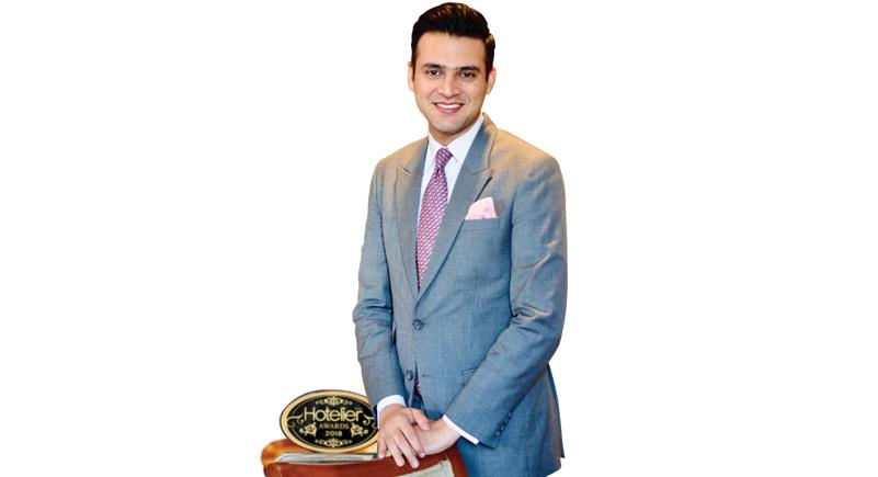 Front office, Hotelier India, Hotelier awards 2018, The leela palace bengaluru