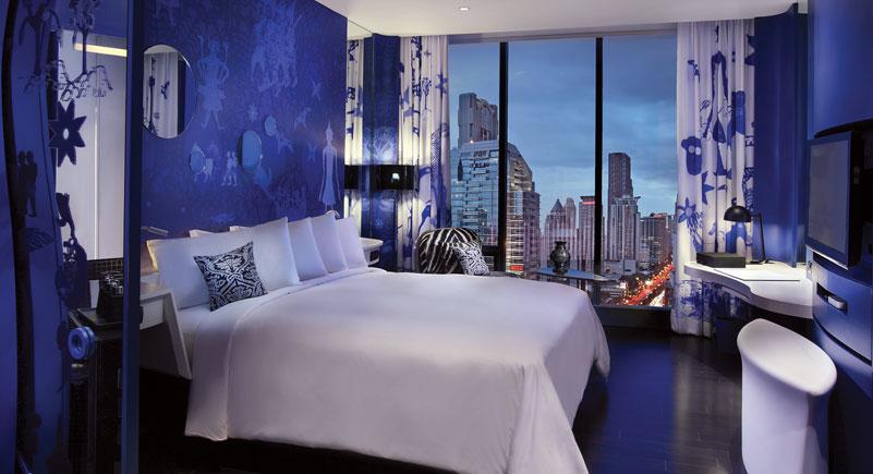 Luxury bed, Starwood Hotels, Radisson Blu, Simmons, Rokeby Manor, W hotels, Housekeeping, ITC Windsor Bengaluru, The Westin Mumbai Garden City, Pullman Aerocity