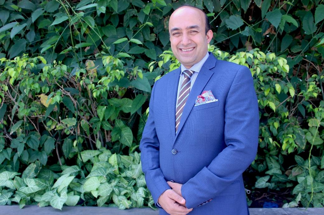 General Manager, Holiday Inn Mumbai, Holiday Inn Mumbai International Airport, Sharad K Upadhyay