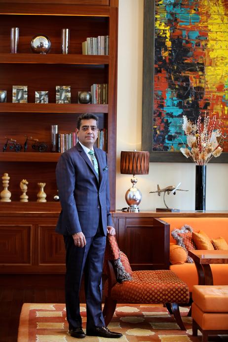 Amitabh Rai, Bangalore, Exclusive interview, General Manager, The Ritz-Carlton