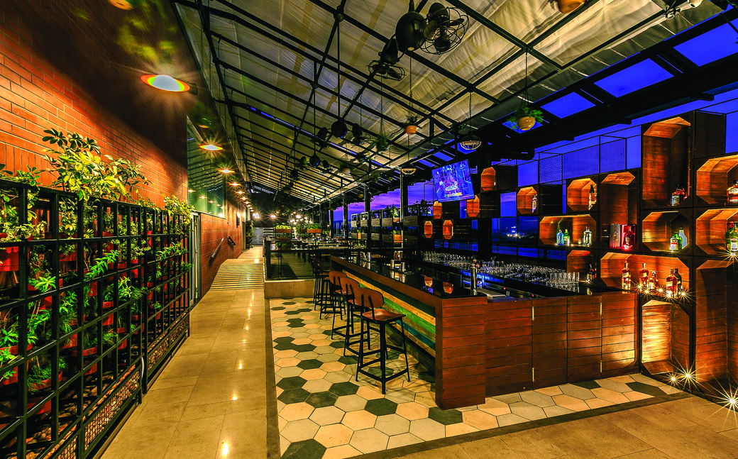 Sheraton Grand Bengaluru converted a dead space into a buzzing Italian restaurant, Alfresco by Bene