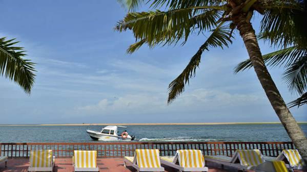 Sarovar Hotels & Resorts, Kerala, Estuary Sarovar Portico Poovar, Anil Madhok
