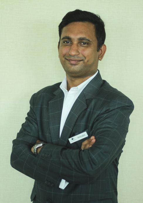 Piyush Sharma, DoubleTree by Hilton Pune Chinchwad, Revenue Manager, Hospitality