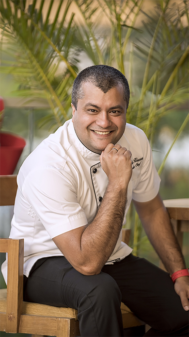 The Westin Gurgaon, New Delhi, And The Westin Sohna Resort and Spa, Anurudh Khanna, Executive chef, New appointment
