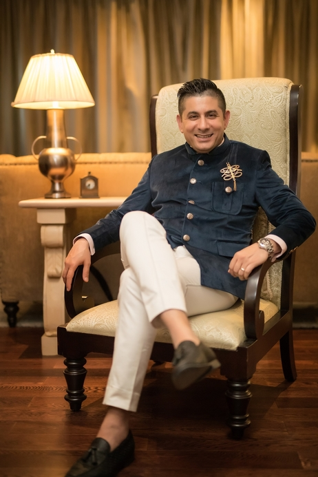 . The Fairmont Jaipur, New appointment, Rajiv Kapoor, General Manager, Hospitality