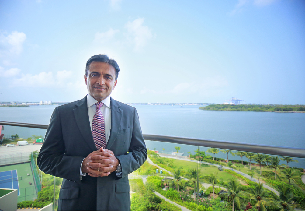 Shrikant Wakharkar, Grand Hyatt Kochi Bolgatty, General Manager, New appointment, Hospitality