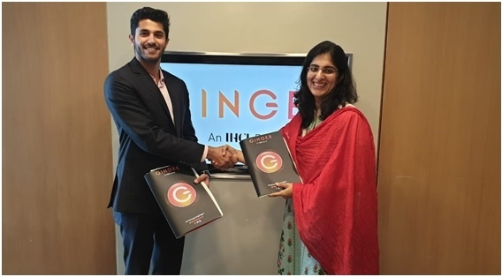 Ginger, Ginger Amravati, Andhra Pradesh, Expansion, New hotel, Signing of hotel