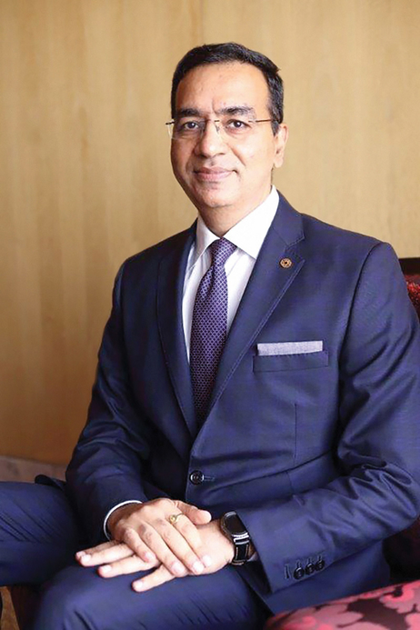 Parveen Chander Kumar, area director – West India and general manager, Taj Lands End, Mumbai