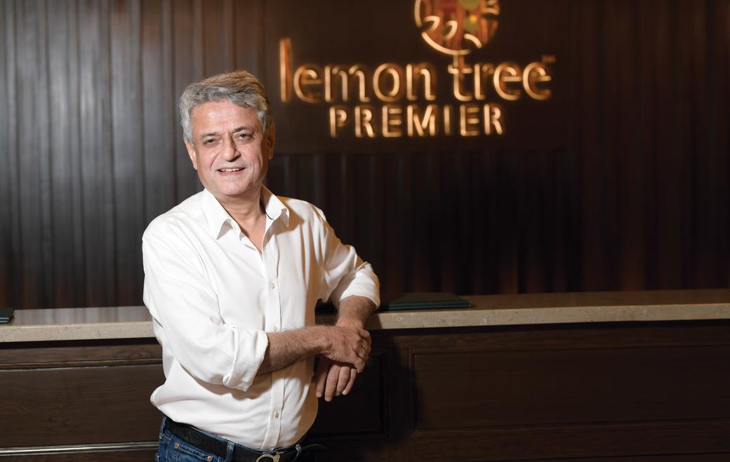 Patanjali Keswani, Lemon tree hotels, Hotel industry, Entrepreneurial journey, Upscale hotel, Orica, Udaipur