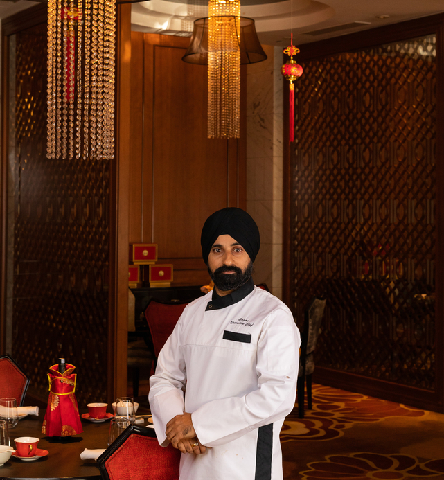 Shangri-La Hotel, Bengaluru, Gagandeep Singh Sawhney, Executive chef, Culinary operations, Hospitality, Guest experience, Dining experience, Service, Food