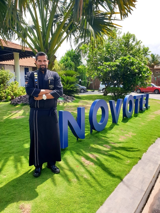 Novotel Goa Dona Sylvia, Jerson Fernandes, Executive chef, New appointment, Food, Hospitality