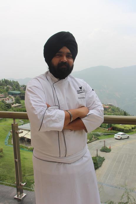 Simran Singh Thapar, JW Marriott Mussoorie Walnut Grove Resort & Spa, Executive chef, New appointment