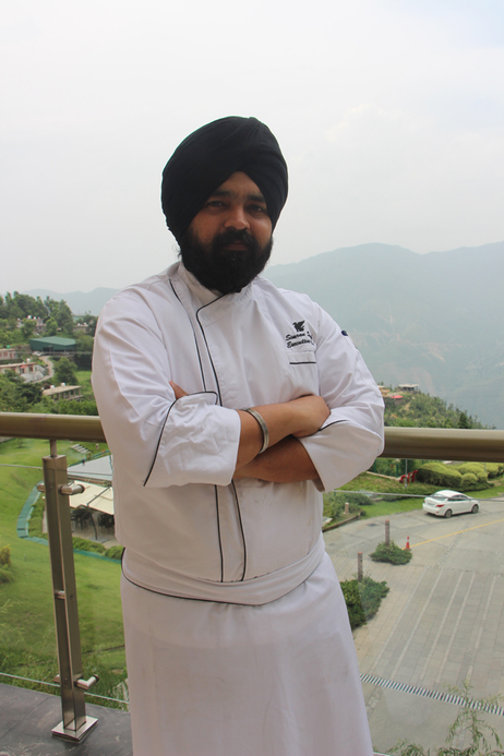 Simran Singh Thapar, JW Marriott Mussoorie Walnut Grove Resort & Spa, Executive chef, New appointment