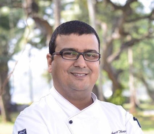 Holiday Inn Chennai OMR IT Expressway, Amit Kumar Thapiyal, Executive chef, New appointment