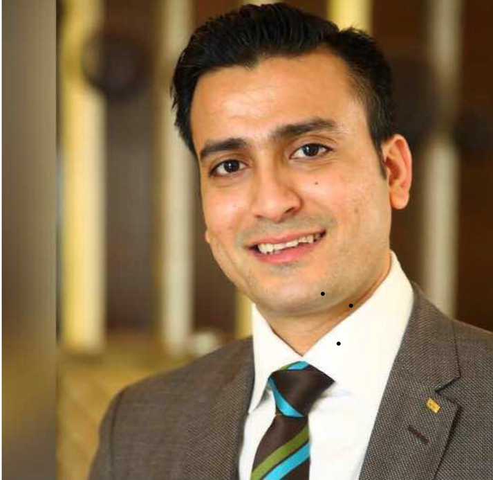 Holiday Inn Chennai OMR IT Expressway, Gaurav Anand, Front office manager, New appointment, Hospitality industry, Front office