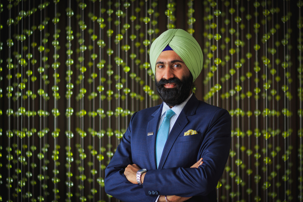 The Westin Gurgaon, The Westin Gurgaon New Delhi, New Delhi, Amanpreet Singh Matharu, Director of Food & Beverage, Food & Beverage, New appointment, Hotel Operations
